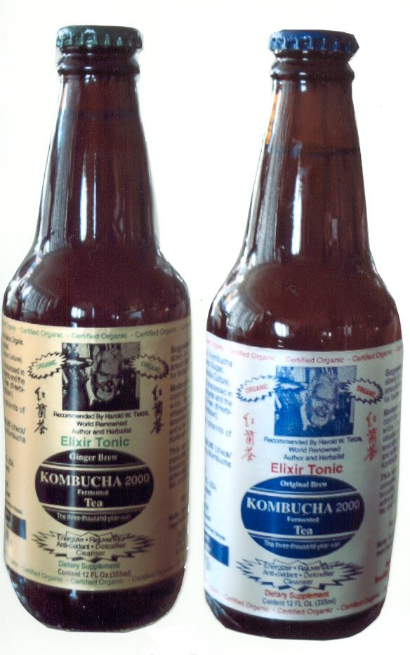 We sell the highest quality kombucha products.